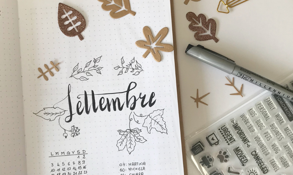 Come Si Fa Bullet Journal