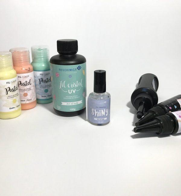 Resina UV Fai Da Te Reschimica