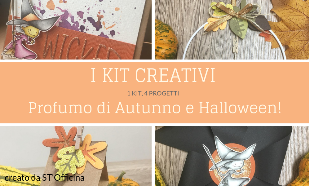 Kit Creativo Scrapbooking