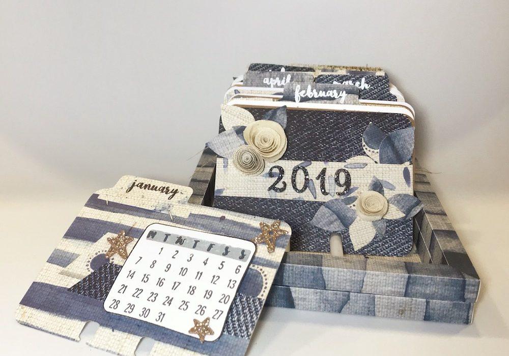 Calendario DIY
