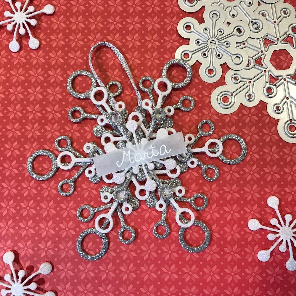Idee segnaposto natalizi