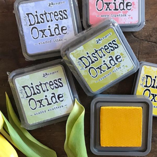 Come Usare Distress Oxide