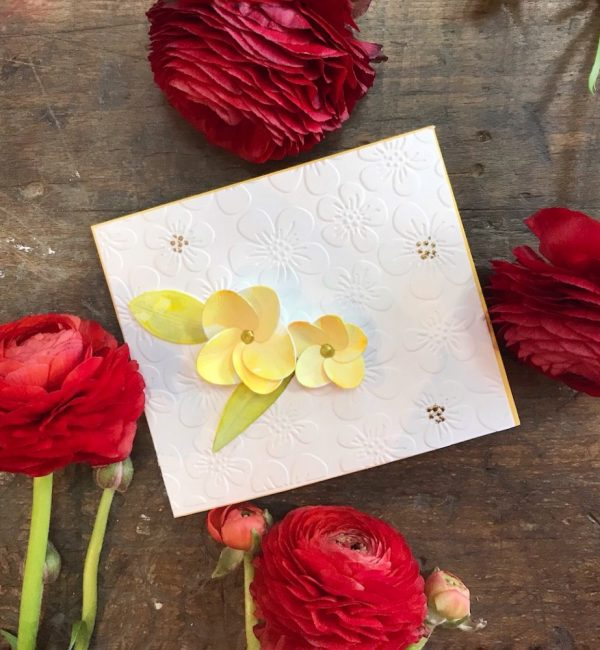 Tappetino per Embossing
