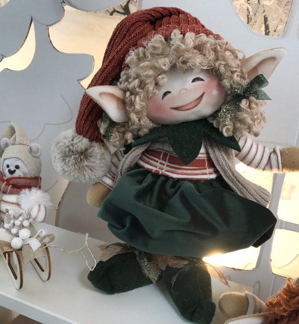 Elfo di Natale Fai Da Te