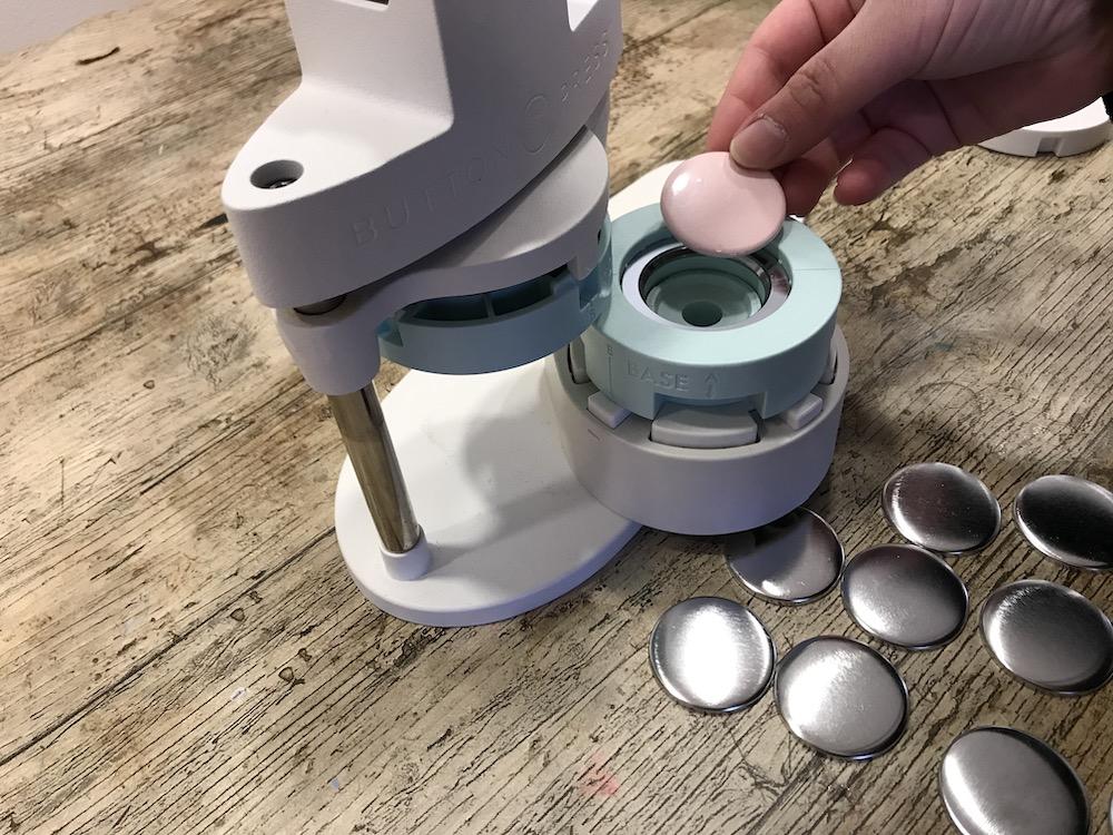 Button Press Spille